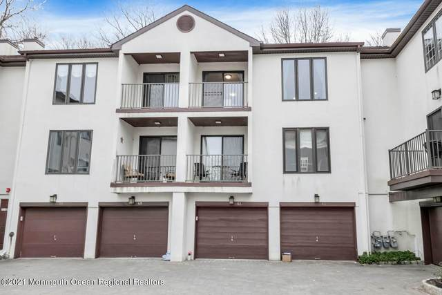61 Tower Hill Drive, Red Bank, NJ 07701 (MLS #22108031) :: William Hagan Group