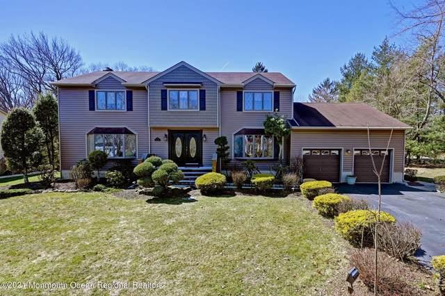 2 Carter Drive, Marlboro, NJ 07746 (MLS #22108045) :: Provident Legacy Real Estate Services, LLC