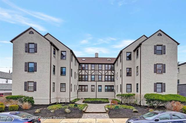 19 Leroy Place 3F, Red Bank, NJ 07701 (MLS #22108072) :: William Hagan Group