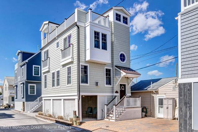 102 W Beach Way, Lavallette, NJ 08735 (MLS #22108140) :: William Hagan Group