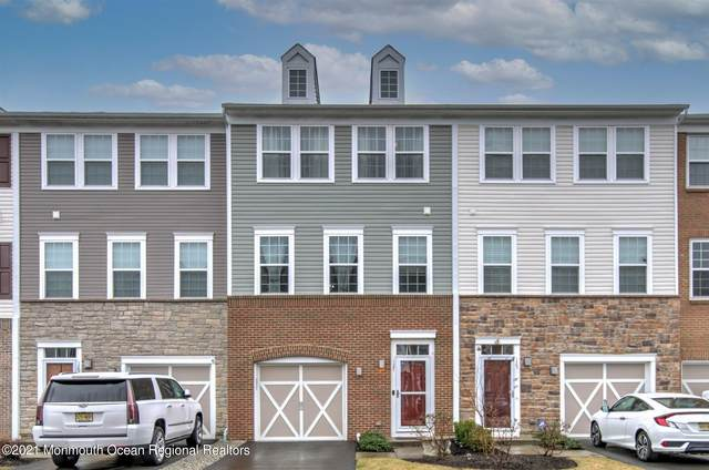 127 Waypoint Drive #1703, Eatontown, NJ 07724 (MLS #22108158) :: William Hagan Group