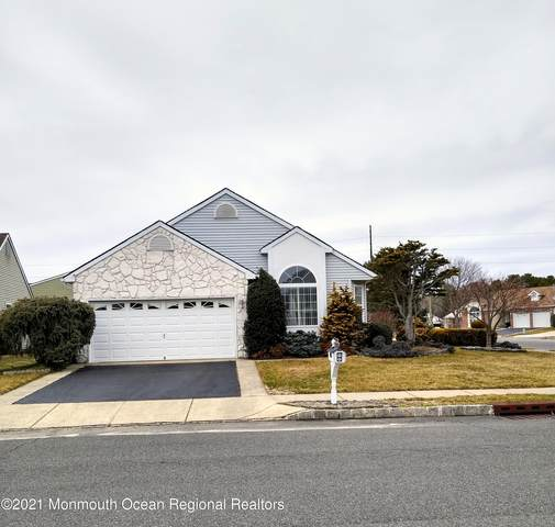 48 Portsmouth Drive, Toms River, NJ 08757 (MLS #22108183) :: William Hagan Group