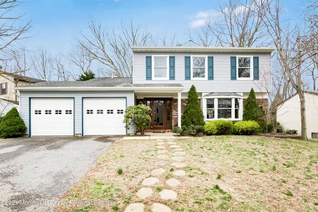 8 Drum Court, Howell, NJ 07731 (MLS #22108194) :: Provident Legacy Real Estate Services, LLC