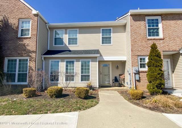125 Bedford Place, Morganville, NJ 07751 (MLS #22108297) :: Provident Legacy Real Estate Services, LLC