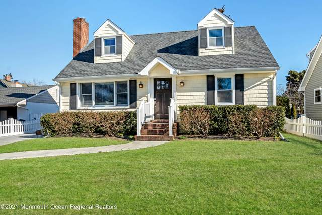 709 New York Boulevard, Sea Girt, NJ 08750 (MLS #22108343) :: The MEEHAN Group of RE/MAX New Beginnings Realty