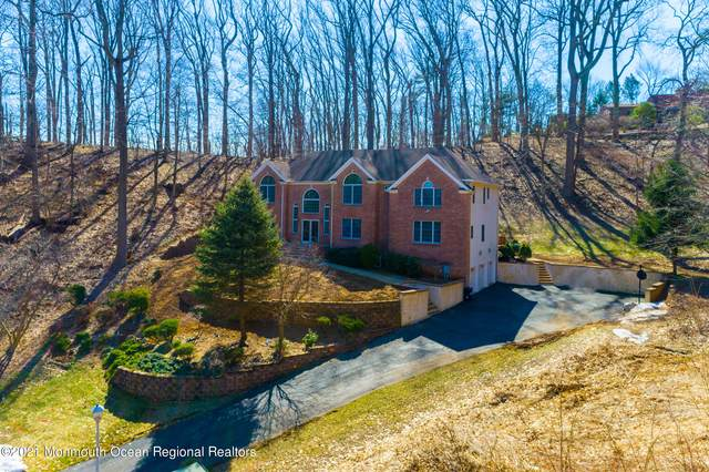 3 Jason Court, Holmdel, NJ 07733 (MLS #22108369) :: Provident Legacy Real Estate Services, LLC