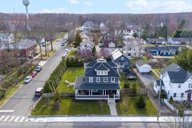 7 Main Street, Farmingdale, NJ 07727 (MLS #22108411) :: The Sikora Group