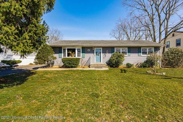 345 Wisteria Drive, Brick, NJ 08723 (MLS #22108415) :: The MEEHAN Group of RE/MAX New Beginnings Realty