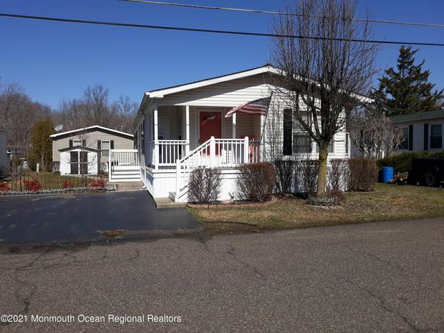 27 Village Road, Marlboro, NJ 07746 (MLS #22108416) :: The Sikora Group