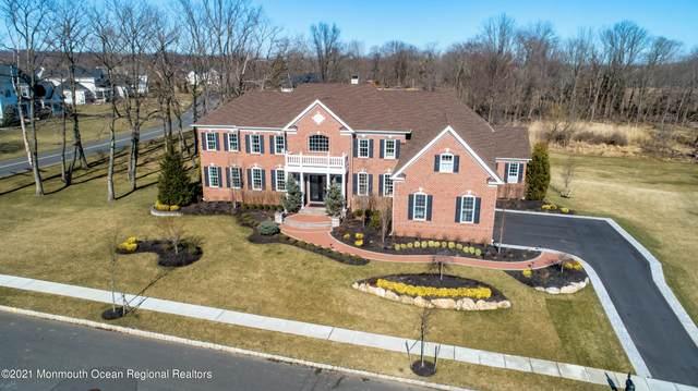8 Strathmore Road, Lincroft, NJ 07738 (MLS #22108454) :: Provident Legacy Real Estate Services, LLC