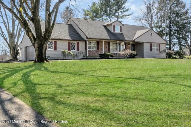 13 Colonial Terrace, Colts Neck, NJ 07722 (MLS #22108495) :: PORTERPLUS REALTY