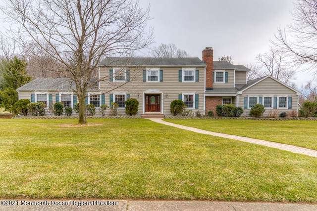 3 Seneca Drive, Middletown, NJ 07748 (MLS #22108616) :: William Hagan Group