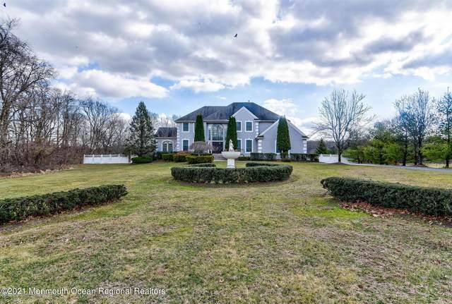 110 Laredo Drive, Morganville, NJ 07751 (MLS #22108697) :: Provident Legacy Real Estate Services, LLC