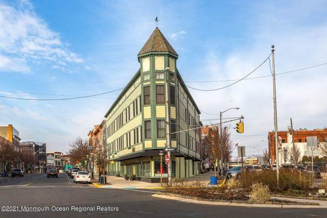 610 Mattison Avenue #2, Asbury Park, NJ 07712 (MLS #22108699) :: The MEEHAN Group of RE/MAX New Beginnings Realty