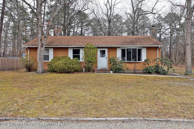 299 Princeton Avenue, Bayville, NJ 08721 (MLS #22108710) :: Provident Legacy Real Estate Services, LLC