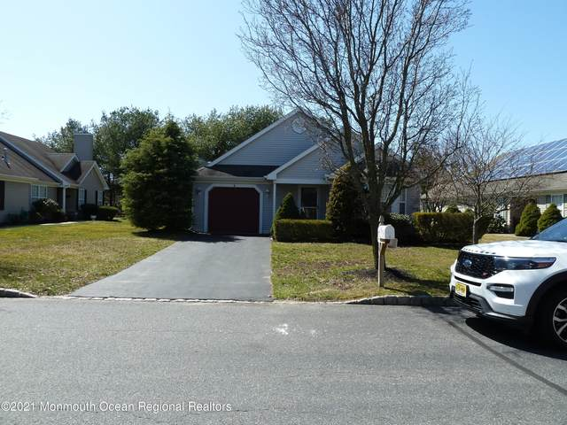 17 Ivy Hill Road, Lakewood, NJ 08701 (MLS #22108734) :: Provident Legacy Real Estate Services, LLC