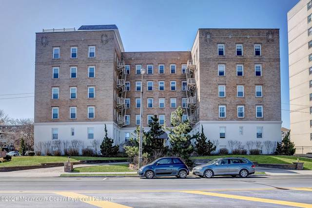 500 Deal Lake Drive 4B, Asbury Park, NJ 07712 (MLS #22108814) :: The CG Group | RE/MAX Revolution