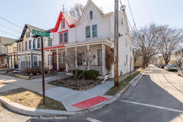 35 Elm Street, Lambertville, NJ 08530 (MLS #22108843) :: The Ventre Team