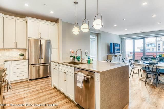 365 Ocean Boulevard #403, Long Branch, NJ 07740 (#22108845) :: Rowack Real Estate Team