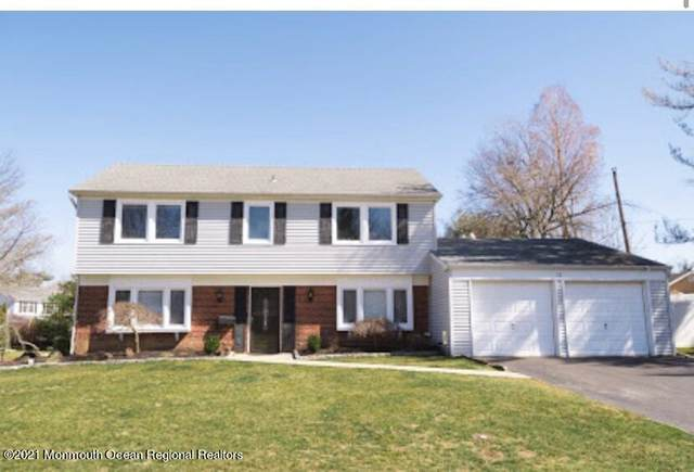 32 Avondale Lane, Aberdeen, NJ 07747 (MLS #22108864) :: Provident Legacy Real Estate Services, LLC
