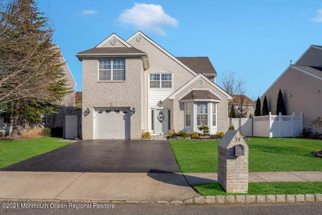 34 Skyline Drive, Hazlet, NJ 07730 (MLS #22108884) :: Provident Legacy Real Estate Services, LLC