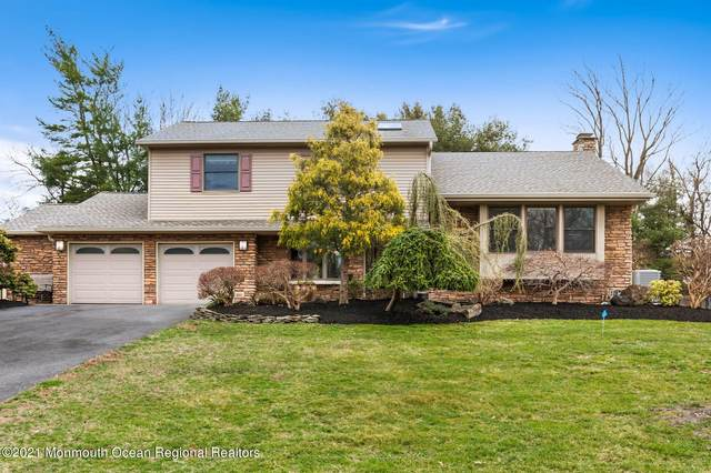 59 Edwards Drive, Freehold, NJ 07728 (MLS #22108885) :: Caitlyn Mulligan with RE/MAX Revolution