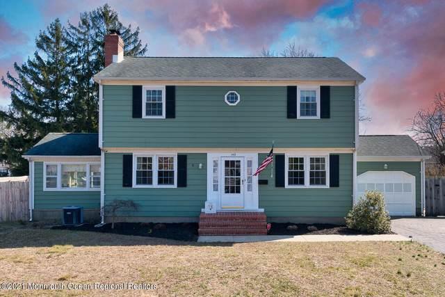149 Taylor Boulevard, Brick, NJ 08724 (MLS #22108893) :: Kiliszek Real Estate Experts