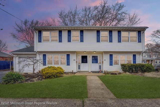 41 Maple Place & 43, Keyport, NJ 07735 (MLS #22108934) :: The CG Group | RE/MAX Revolution