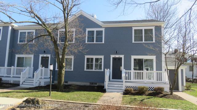 31 Cedar Avenue #24, Long Branch, NJ 07740 (MLS #22108987) :: The MEEHAN Group of RE/MAX New Beginnings Realty