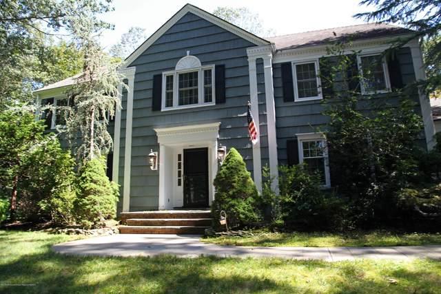 9 Westminster Drive, Colts Neck, NJ 07722 (#22109075) :: Rowack Real Estate Team