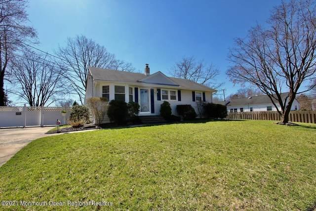 326 Greenlawn Place, Neptune Township, NJ 07753 (MLS #22109169) :: The Ventre Team