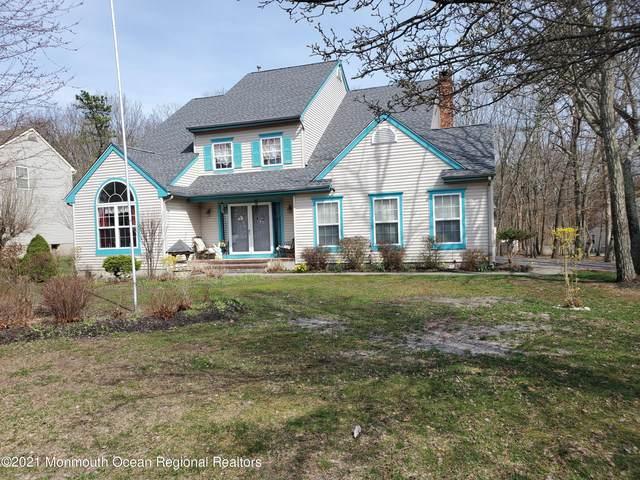 7 Thousand Oaks Terrace, Howell, NJ 07731 (MLS #22109176) :: Provident Legacy Real Estate Services, LLC