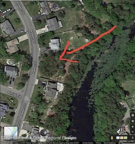 1536 Breakers Drive, Manahawkin, NJ 08050 (MLS #22109246) :: The MEEHAN Group of RE/MAX New Beginnings Realty
