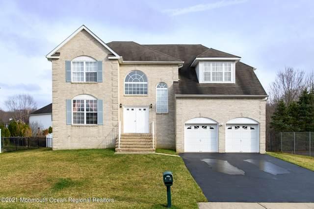 49 Condor Drive, Morganville, NJ 07751 (MLS #22109277) :: Corcoran Baer & McIntosh