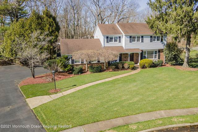 74 Robbins Court, Brick, NJ 08724 (MLS #22109332) :: The CG Group | RE/MAX Revolution