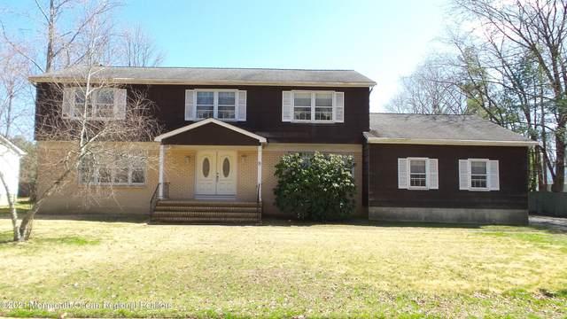 77 Gordons Corner Road, Marlboro, NJ 07746 (MLS #22109388) :: Provident Legacy Real Estate Services, LLC