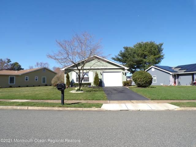 117 Everest Drive S, Brick, NJ 08724 (MLS #22109396) :: Provident Legacy Real Estate Services, LLC