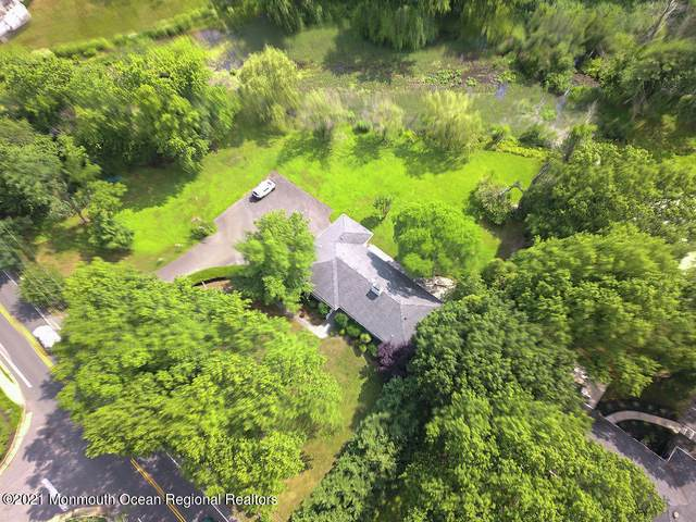 41 Seven Bridges Road, Little Silver, NJ 07739 (MLS #22109401) :: The MEEHAN Group of RE/MAX New Beginnings Realty