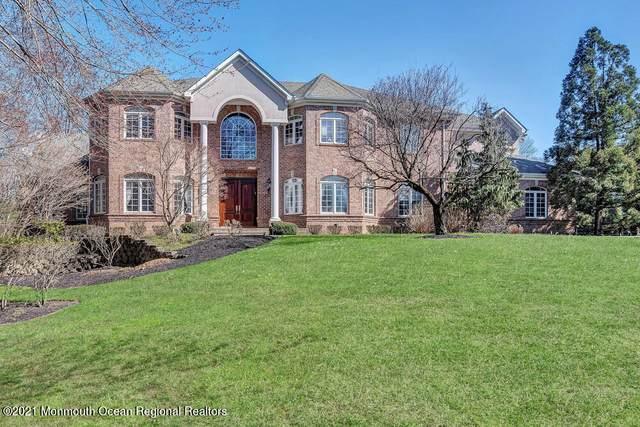 5 Lakeview Drive, Holmdel, NJ 07733 (MLS #22109405) :: The CG Group | RE/MAX Revolution