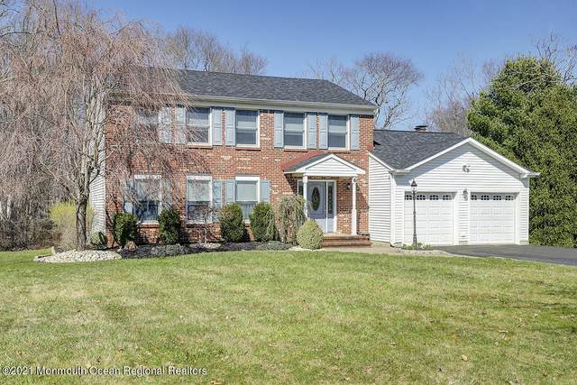 6 Sugarloaf Place, Manalapan, NJ 07726 (MLS #22109412) :: The CG Group | RE/MAX Revolution