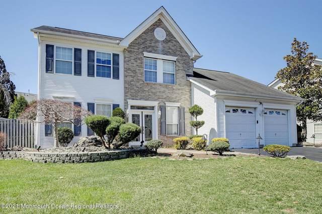 238 Sorrel Drive, Morganville, NJ 07751 (MLS #22109447) :: William Hagan Group