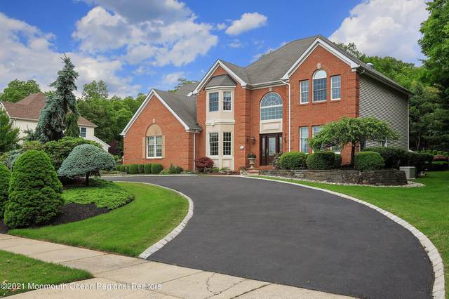 291 Bennington Road, Freehold, NJ 07728 (MLS #22109484) :: Provident Legacy Real Estate Services, LLC