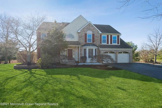 2 Hampton Hollow Drive, Millstone, NJ 08535 (MLS #22109540) :: The Ventre Team