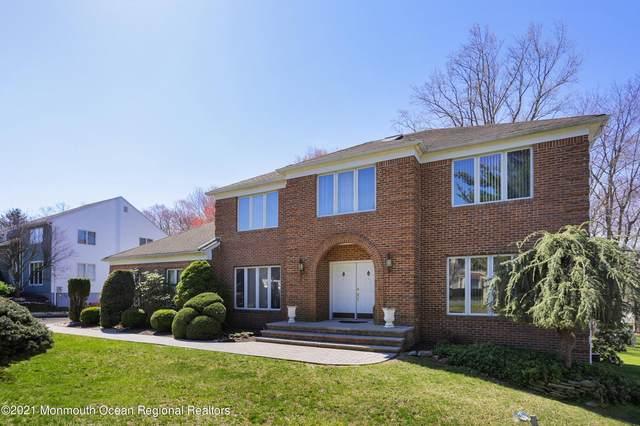 150 Yorkshire Drive, Morganville, NJ 07751 (MLS #22109545) :: Provident Legacy Real Estate Services, LLC