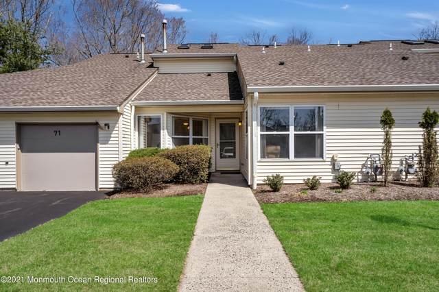 72 Aspen Avenue, Englishtown, NJ 07726 (MLS #22109561) :: Provident Legacy Real Estate Services, LLC
