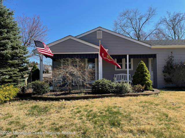 146 Club House Road, Brick, NJ 08723 (MLS #22109568) :: Provident Legacy Real Estate Services, LLC