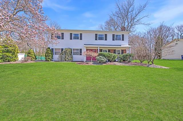 46 Guest Drive, Morganville, NJ 07751 (MLS #22109569) :: Caitlyn Mulligan with RE/MAX Revolution