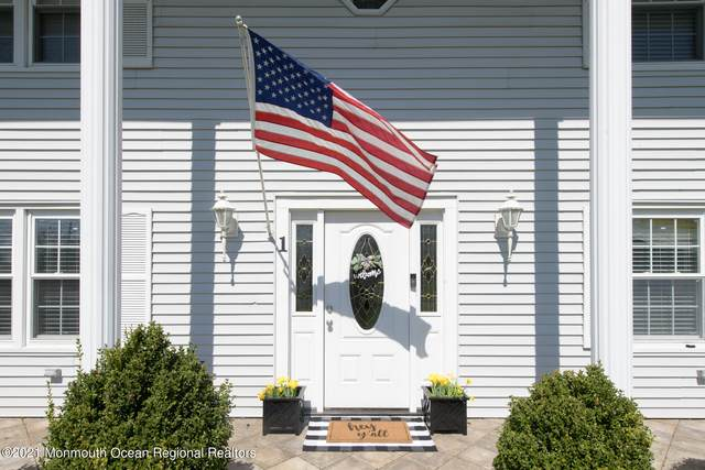 1 Browning Place, Manalapan, NJ 07726 (MLS #22109580) :: William Hagan Group
