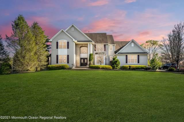 3 Wagner Farm Lane, Millstone, NJ 08535 (MLS #22109604) :: Team Gio   RE/MAX