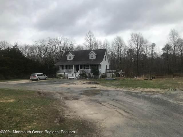 879 N Main Street, Manahawkin, NJ 08050 (MLS #22109612) :: The MEEHAN Group of RE/MAX New Beginnings Realty